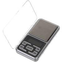 Ваги ювелірні електронні настільні Pocket Scale до 200 гр, фото 1
