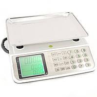 Весы электронные торговые настольные A-PLUS до 50 кг