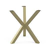 Подстолье для журнального стола из металла 1096, фото 1