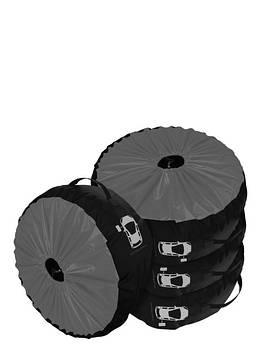 Комплекты чехлов для колес Premium 4шт.