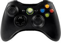 Беспроводной геймпад Xbox 360 Wireless Controller Black