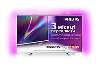 Телевизор PHILIPS 43PUS7855/12  (Полная проверка, настройка и доставка - БЕСПЛАТНО)