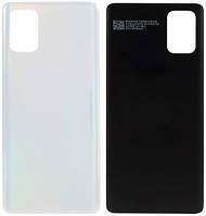 Задняя часть корпуса Samsung Galaxy A71 2020 SM-A715 White