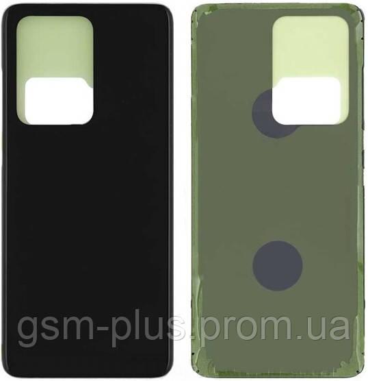 Задняя часть корпуса Samsung Galaxy S20 Ultra SM-G988 Black