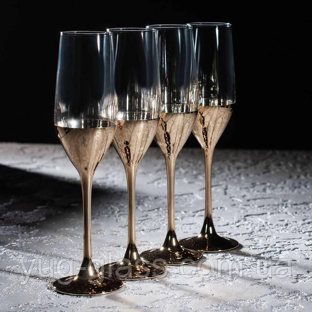 Бокалы для шампанского Люминарк