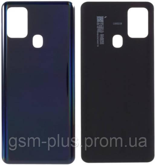Задняя часть корпуса Samsung Galaxy A21s 2020 SM-A217 Black