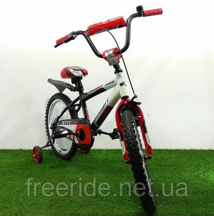 Детский Велосипед Azimut Stitch 18, фото 2