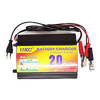 Зарядний пристрій для акумулятора автомобіля UKC MA-1220A 12V 20A (4_00189)