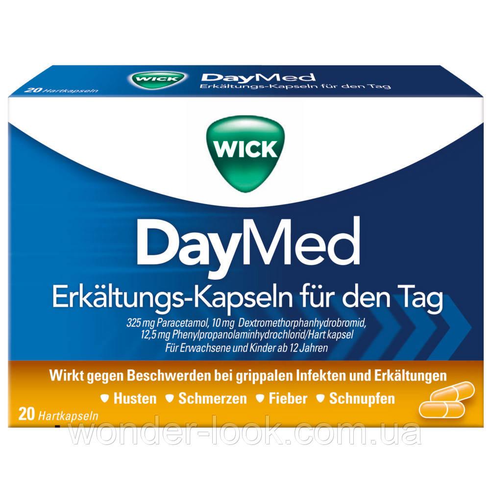 WICK vicks DayMed Hartkapseln 20 шт
