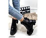 Ботинки зима, на тракторной подошве, фото 5