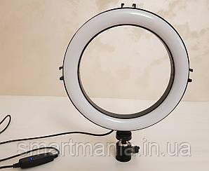 Лампа кільцева світлодіодна Ring Fill Light LED 20 см
