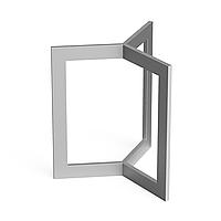Подстолье для журнального стола из металла 1109, фото 1