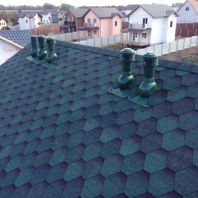 Организация естественной и механической вентиляции частного загородного дома, построенного по системе каркасного строительства из сип-панелей.