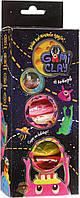 """Набор массы для лепки """"Gumi Clay"""", 12 цветов - Strateg"""