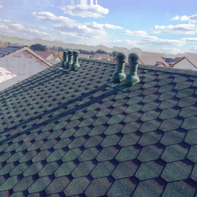 Организация и монтаж системы вентиляции каркасного загородного дома.