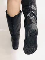 Molka. Зимние сапоги на широкую ногу на натуральном меху из  натуральной кожи.  Р. 36.37.38., фото 9