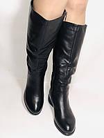 Molka. Зимние сапоги на широкую ногу на натуральном меху из  натуральной кожи.  Р. 36.37.38., фото 3