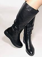 Molka. Зимние сапоги на широкую ногу на натуральном меху из  натуральной кожи.  Р. 36.37.38., фото 5