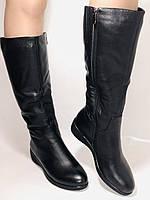 Molka. Зимние сапоги на широкую ногу на натуральном меху из  натуральной кожи.  Р. 36.37.38., фото 6