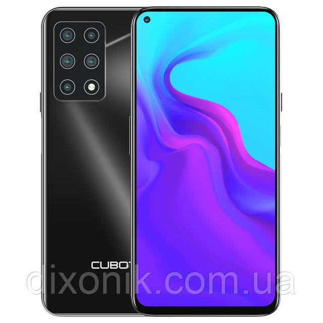 Смартфон Cubot X30 6/128Gb black