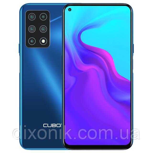 Смартфон Cubot X30 8/256Gb blue