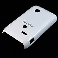 Чехол-накладка для Sony Xperia Tipo, ST21i, пластиковый, Buble Pack, Белый /case/кейс /сони