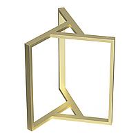 Подстолье для журнального стола из металла 1128, фото 1