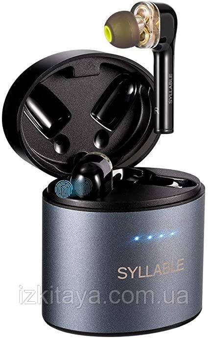 Беспроводные наушники SYLLABLE S119 black