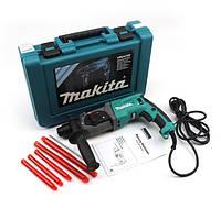 Перфоратор сетевой Makita HR2470F 780Вт 2.4Дж