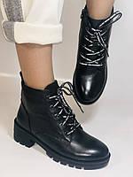 Anemone. Зимние ботинки. Натуральный мех. Натуральная кожа. Люкс качество. Р. 36, 37. 38. 40.Vellena, фото 5