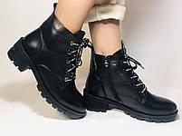 Anemone. Зимние ботинки. Натуральный мех. Натуральная кожа. Люкс качество. Р. 36, 37. 38. 40.Vellena, фото 3