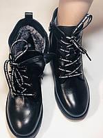 Anemone. Зимние ботинки. Натуральный мех. Натуральная кожа. Люкс качество. Р. 36, 37. 38. 40.Vellena, фото 10