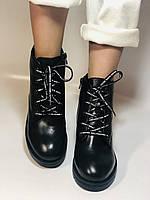 Anemone. Зимние ботинки. Натуральный мех. Натуральная кожа. Люкс качество. Р. 36, 37. 38. 40.Vellena, фото 6
