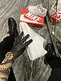 Женские кроссовки Nike Air Force 1 Low White Beige., фото 8
