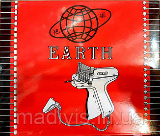 "Пистолет для бирок игольчатый ""Earth"" (иглы S – стандарт)"