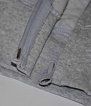 Кофта мужская на замке Lightweight baseball jacket 2XL, 94 Серо-Лиловый