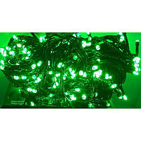 Гирлянда на 500 LED зеленая