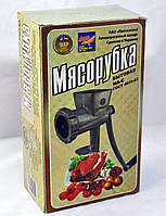 Мясорубка ручная алюминиевая Полтава, фото 1