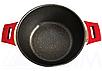 Набор посуды Benson BN-335 из 10 предметов Красный, фото 4