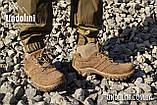 Кросівки перфорація беж, фото 2