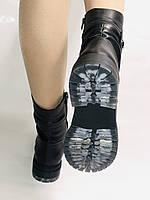 Mario Muzi. Турция. Зимние ботинки на натуральном меху из натуральной кожи. Р.36.37.40, фото 8