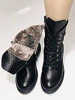 Mario Muzi. Турция. Зимние ботинки на натуральном меху из натуральной кожи. Р.36.37.40, фото 10