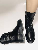 Mario Muzi. Турция. Зимние ботинки на натуральном меху из натуральной кожи. Р.36.37.40, фото 9