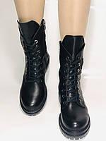 Mario Muzi. Турция. Зимние ботинки на натуральном меху из натуральной кожи. Р.36.37.40, фото 6