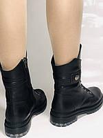 Mario Muzi. Турция. Зимние ботинки на натуральном меху из натуральной кожи. Р.36.37.40, фото 7