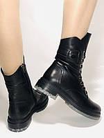 Mario Muzi. Турция. Зимние ботинки на натуральном меху из натуральной кожи. Р.36.37.40, фото 4
