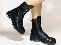 Mario Muzi. Турция. Зимние ботинки на натуральном меху из натуральной кожи. Р.36.37.40, фото 5