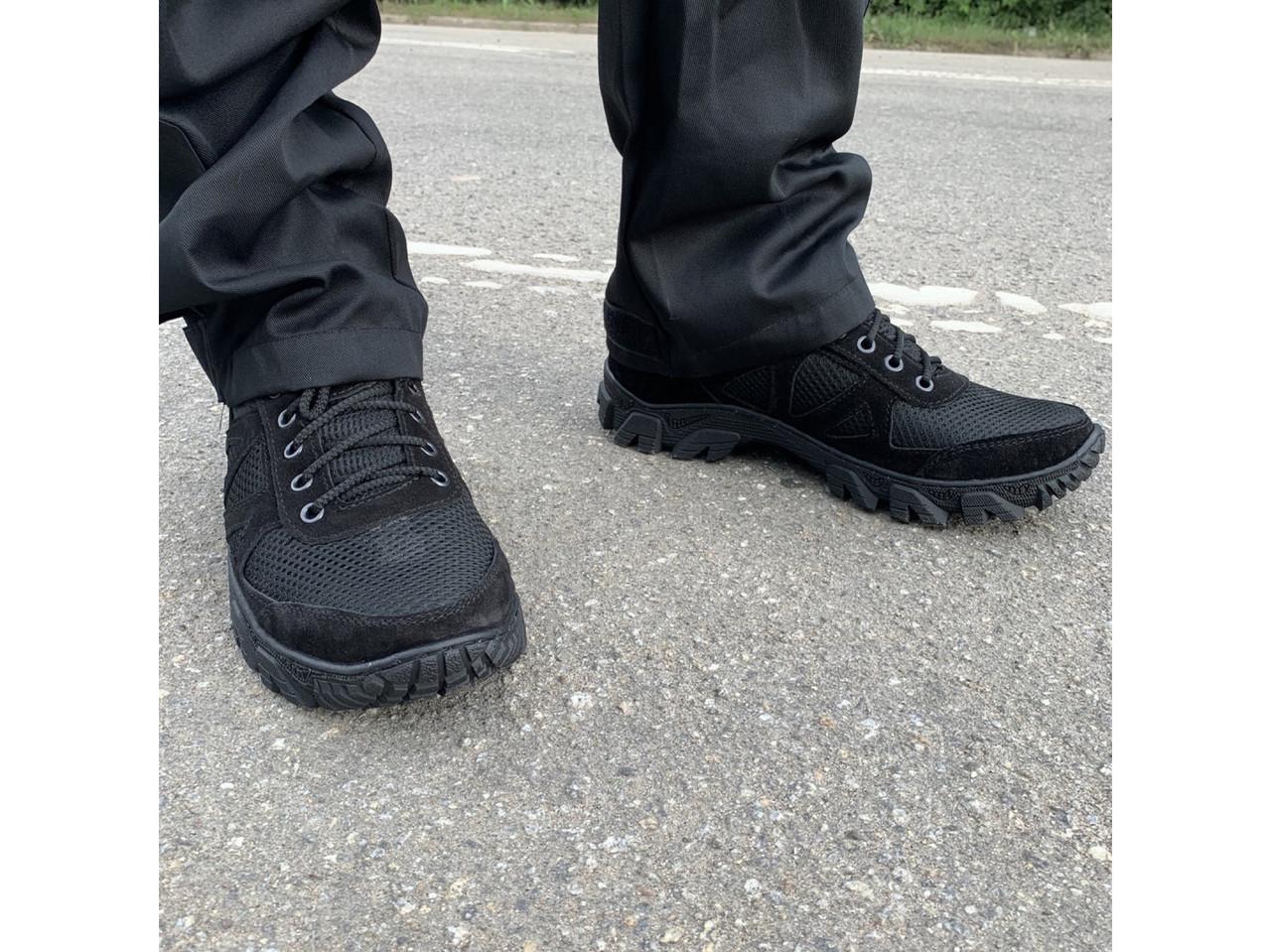 Кросівки Армос чорні енерджі