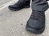 Кросівки Армос чорні енерджі, фото 3