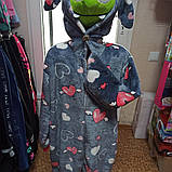 Пижама- кигуруми для детей теплое и красивое., фото 2
